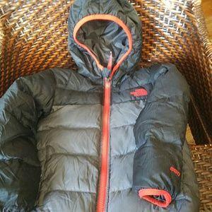 The Northface Reversible coat 5T